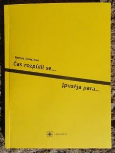 Výbor 20 básní litevského básníka Tomase Venclovy.